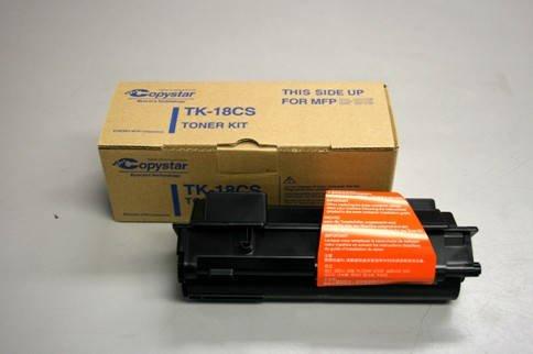 COY370QB012 - TK18CS Toner Cartridge