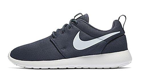 Nike Vrouwen Roshe Één Loopschoenengrootte Ons 9,5 M Donder Blauw / Blauwe Tint