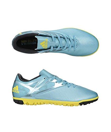 b4399cf0f0ce Adidas Scarpe da calcio Messi 15.3 Turf Terreno stabilizzato Uomo 42 2 3   Amazon.it  Prima infanzia