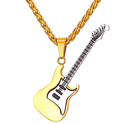 U7 Jewelry Electric Pendant Necklace