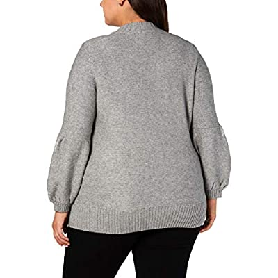 Alfani Womens Ribbed Trim Turtleneck Pullover Sweater at  Women's Clothing store