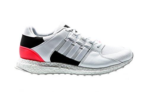 adidas Originals Equipment EQT Support ultra, running white-running white-turbo, 5,5