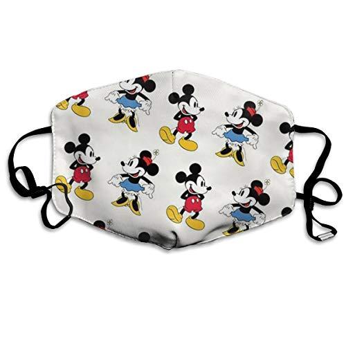KXJBB Dust Mask- Stylish Dancing Mickey and Minnie
