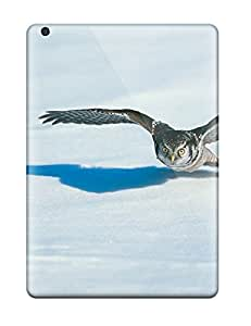 Flexible Tpu Back Case Cover For Ipad Air - Bird Photos