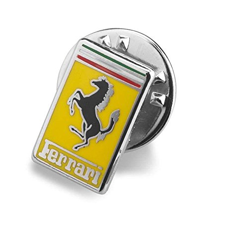 (Prancing Horse Badge One size NOCOLOR)