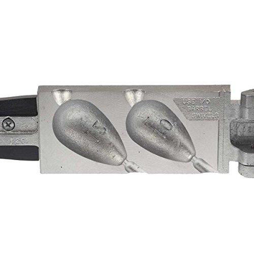 【25%OFF】 do-it Bass 10と12オンス Casting Sinker mold- 10と12オンス Bass do-it – d3261 B00TXRLC6W, モン プティ プッサン。:e411f267 --- a0267596.xsph.ru
