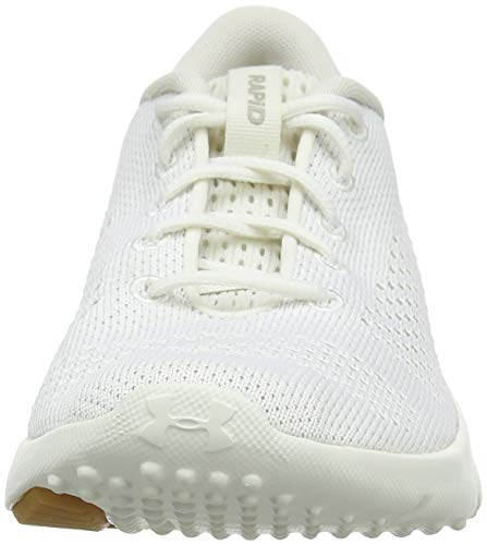 Faded Schwarz 103 W Armour UA Laufschuhe Ivory Weiß Damen Metallic Rapid Gold Under wq7YxnvZq