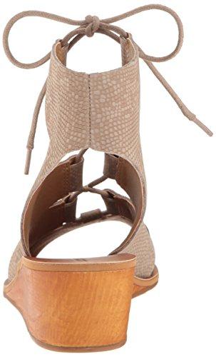 Lucky Gizi Feather Women's Brand Sandal Grey qzwqSrT