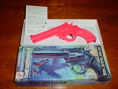 Lethal Enforcers Light Gun - Pink (2nd Player)