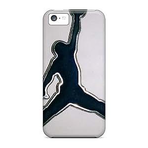 PhilHolmes Iphone 5c Great Hard Phone Cases Provide Private Custom Trendy Air Jordan Pattern [XdD6321bFDc]