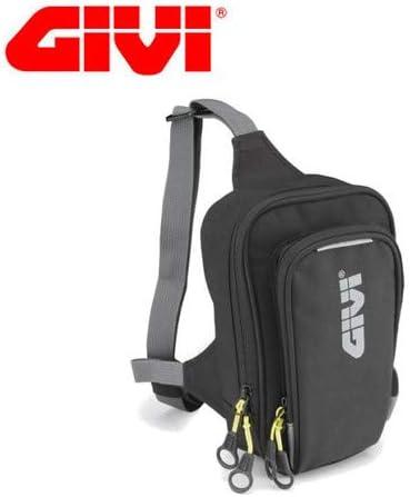 FAR Givi EA113B Sac banane de jambe taille XL porte documents pour Kymco Agility 150/R16/moto scooter EA 113/B