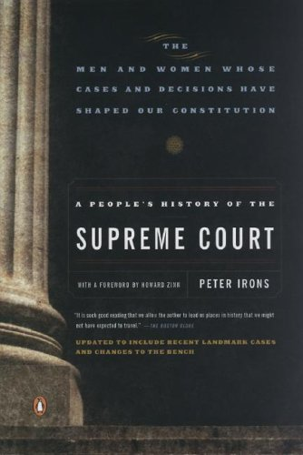 A People s History of the Supreme Court: The Men a…