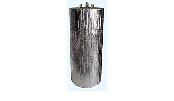 40 galones tanque bajo e reflectante núcleo de espuma calentador de agua chaqueta aislamiento Kit: Amazon.es: Hogar