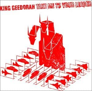King Geedorah Mf Doom Take Me To Your Leader Amazon