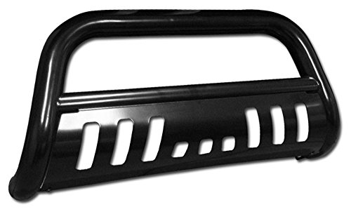 Black Front Bumper Bull Bar Guard For 2001-2004 Nissan Frontier All Models