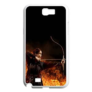 FLYBAI The Hunger Games Phone Case For Samsung Galaxy Note 2 N7100 [Pattern-6]