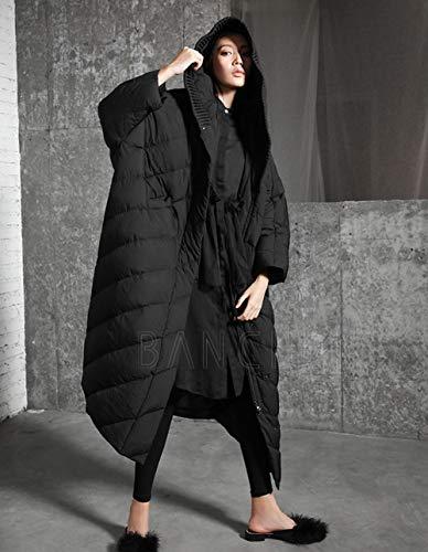 Dame Veste Black Hiver Femme Compressible11 Y Fashion Matelassé D'hiver Femmes Doudoune Ultra Manteau amp;w Légère 1Uqn84w5Z