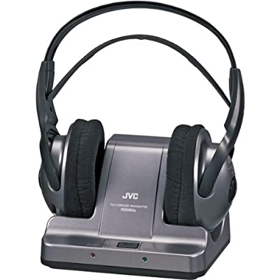 900MHz Wireless Stereo Headphones with Location Feature