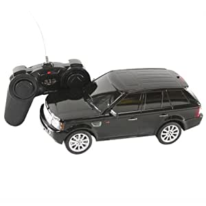 scale 1 24 land rover range rover sport radio remote control model car r c rtr. Black Bedroom Furniture Sets. Home Design Ideas