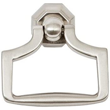 Southern Hills Brushed Nickel Ring Pulls Pack Of 5
