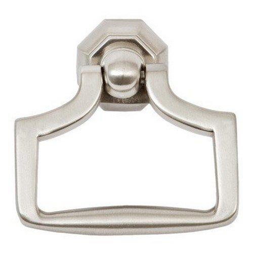 Sumner Street Home Hardware RL060568 Octagon Ring Pull-Satin Nickel (Drop Pull Ring)