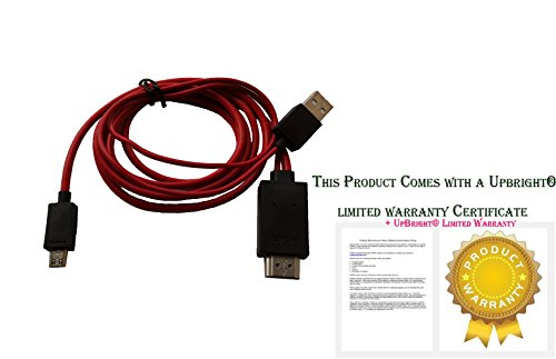 Used, UpBright NEW 1.2M 4 Feet MHL 11 Pin Micro USB to HDMI for sale  Delivered anywhere in USA