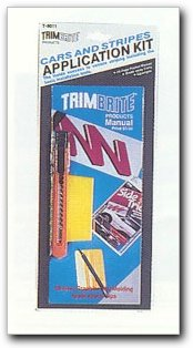 Trimbrite T9011 Graphic Installation Kit
