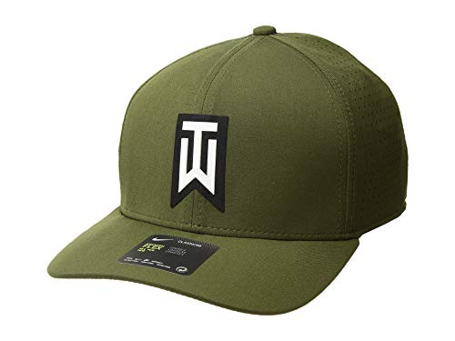 Nike TW AeroBill Classic 99 Performance Golf Cap 2018 (SM/MD, -
