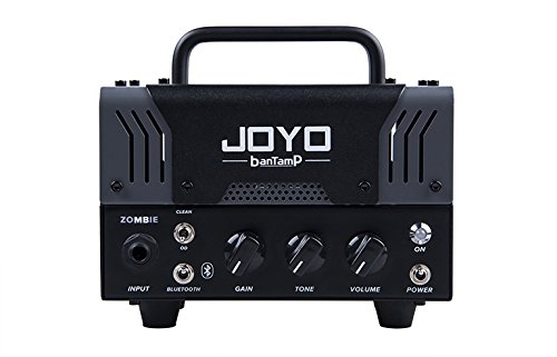 Joyo ZOMBIE 20 Watt Mini Tube Head in new banTamp Series New and Nice! by JOYO