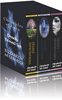 The Chronicles of Anna, Deadly Boxed Set Books 1-3 by [Munro, Elizabeth]