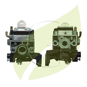 Carburador adaptable Honda 19631-zoz-010 GX35: Amazon.es ...