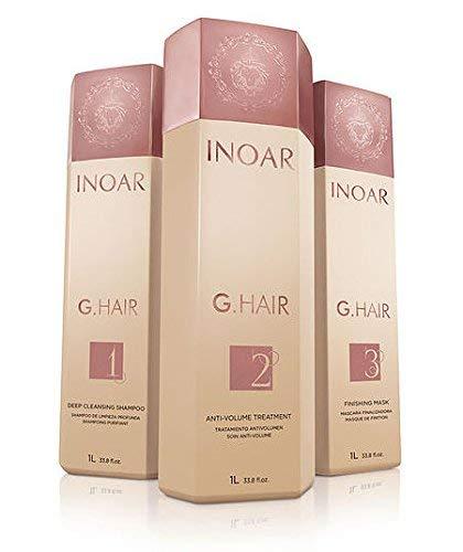 Inoar GHair Treatment Set (33oz)