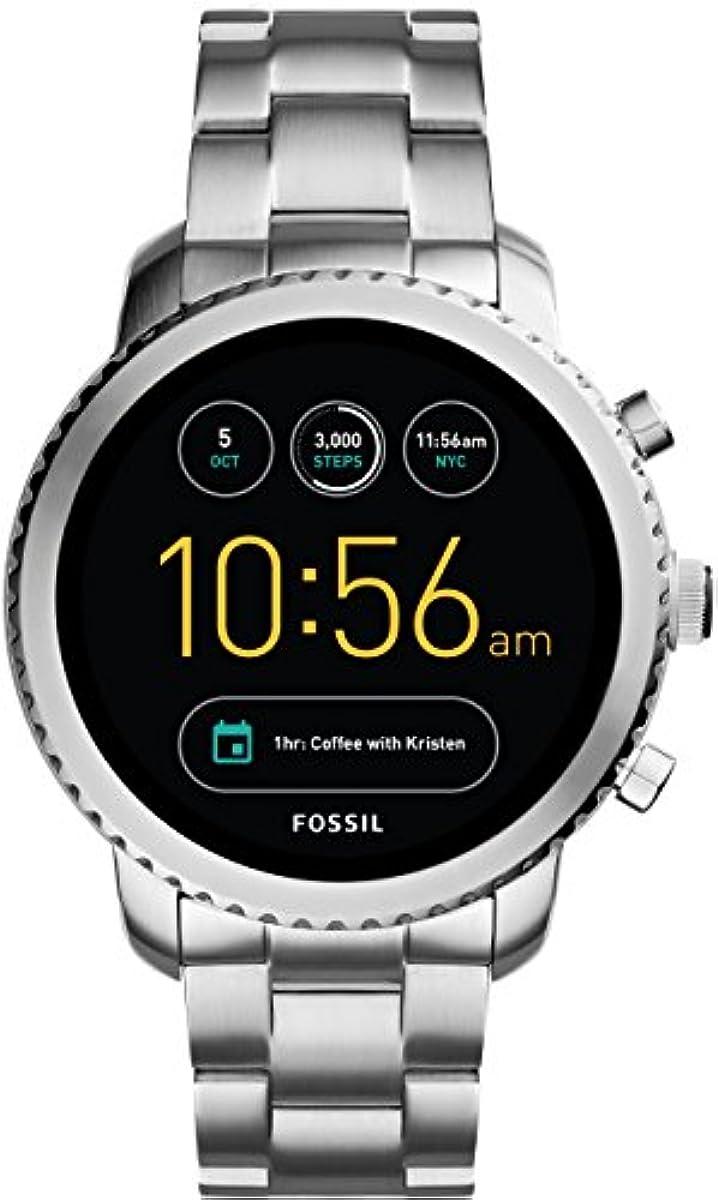 [해외] [파슬(Fossil)]FOSSIL 손목시계 Q EXPLORIST 터치 스크린 스마트 워치 제너레이션3 FTW4000 맨즈 【정규 수입품】