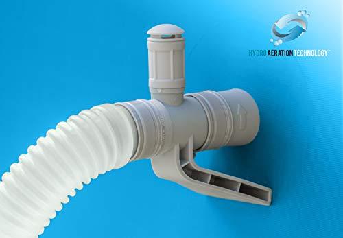 Intex 28604GS – Pompa con Filtro a Cartuccia 600GPH (12V), Grigio, 17,1x 18,4x 32,8cm