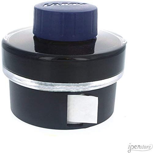 Lamy Refills Blue 50ml Ink with Blotting Paper Bottled Ink (LT52BL) by Lamy (Image #3)