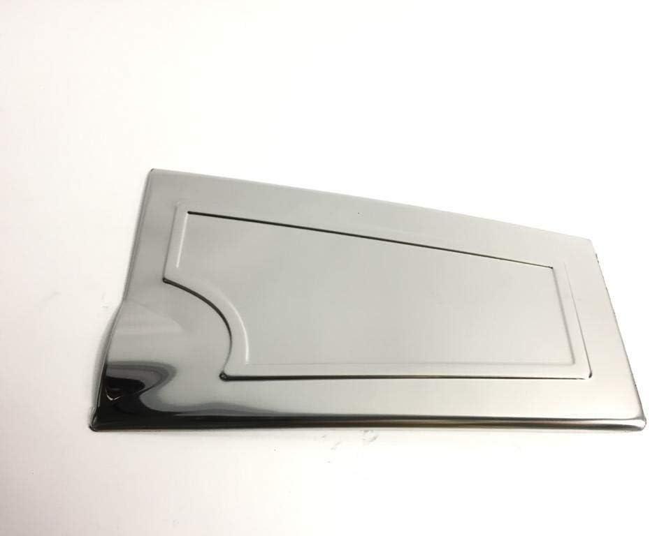 2000-2013 TRANSIT MK6 /& MK7 Stainless Steel Chrome Fuel Tank Deckel Flap Cover