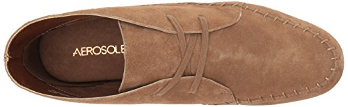 Aerosoles Ankle Suede Range Women's Boot Driving Tan AqZPA0r