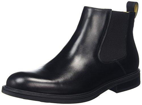 Steptronics Herren Gleneagles Derby-Schuhe Schwarz (Schwarz)