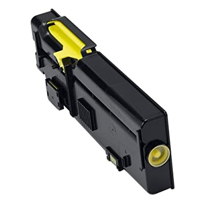 Dell 2K1VC Yellow Toner Cartridge C2660dn/C2665dnf Color Laser Printer
