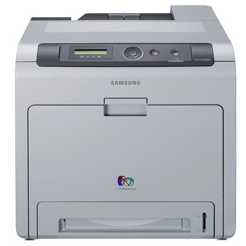 Price comparison product image Samsung Color Laser Printer (CLP-620ND)