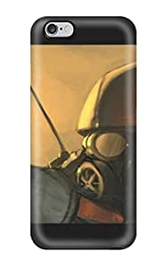 Gas Mask Military Man Made Military Case Compatible With Iphone 6 Plus/ Hot Protection Case