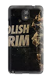 Protective Tpu Case With Fashion Design For Galaxy Note 3 (blake Griffin)