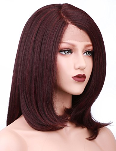 613 27 4 lace front wig - 8