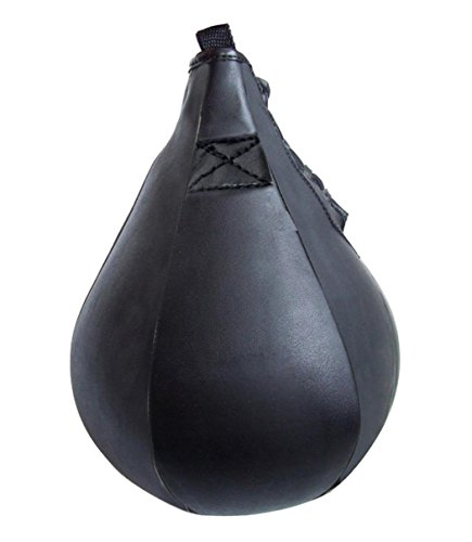 Kaimu Speedbag Punching Ball Fitness Exercise Leather Training Boxing Speedball Punching Bags by Kaimu