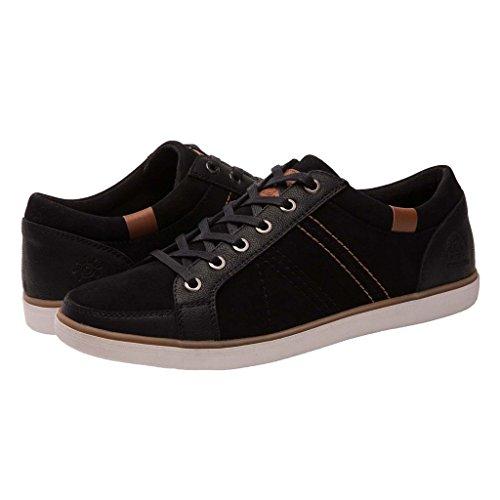 Global Win Globalwin Mens M16666769 Fashion Sneaker 19black