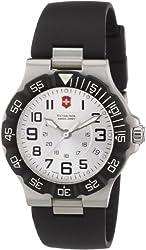Victorinox Swiss Army Men's 241345 Summit XLT Silver Dial Watch