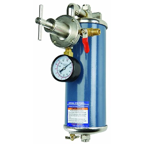 0-160-psi-industrial-air-filter-regulator-with-reusable-filter-element
