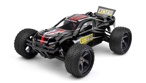 Centro Battery Cover - Iron Track RC Electric Centro 1:18 4WD Truggy Ready to Run (Black)