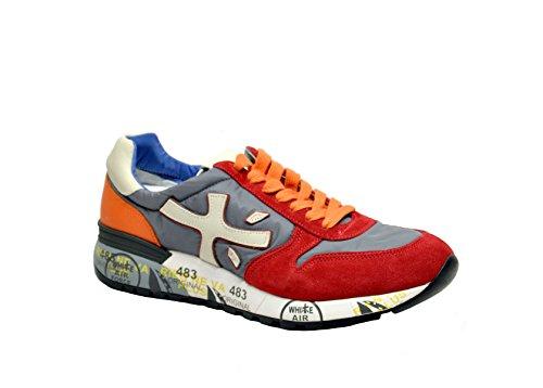 PREMIATA Sneakers Mick Camoscio Grigio