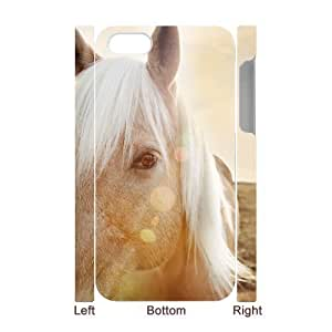 Horse Running Custom 3D For Samsung Galaxy S5 Mini Case Cover ,Design phone case ygtg522219